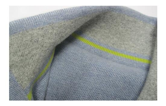 100% cashmere sweater_Fine Knitting