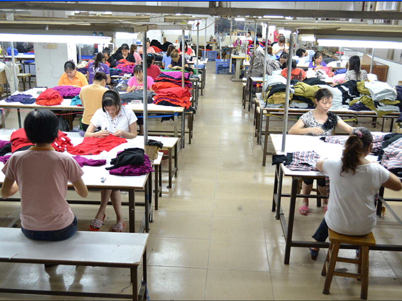 cashmere sweater factory China