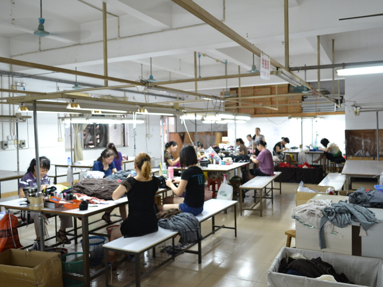 intarsia sweater factory China