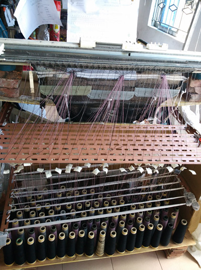 intarsia sweater making machine