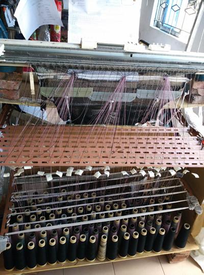 intarsia sweater making machine