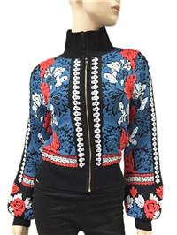 jacquard sweater 1 | Fine Knitting
