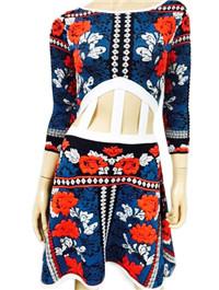 jacquard sweater 2   Fine Knitting