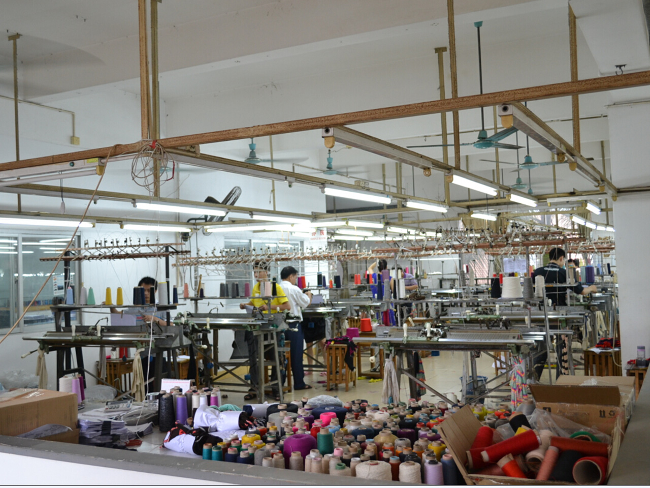 knitted sweater factory China
