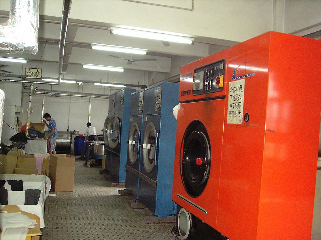 7. Washing & Drying