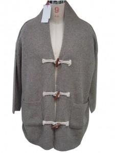 Factory Cashmere Cardigan Sweater