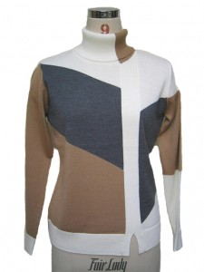 Jersey Sweater Knits Turtleneck factory
