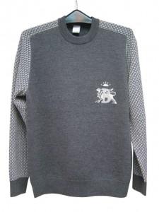 Men Cashmere Sweater Knit Wool Sweater Cardigan Knitwear factory