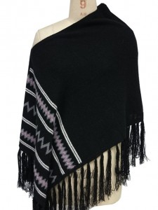 Intarsia Ponchos Knits factory suppliers