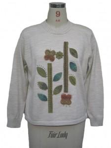 white sweater factory China