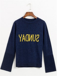 cashmere sweater fineknitting navy