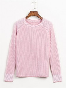 cashmere sweater fineknitting pink