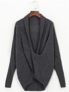 sweater black fashion